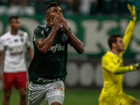 Clube sul-americano avança e fica perto de contratar Borja