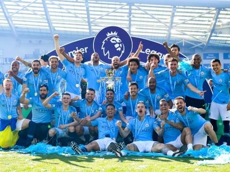 Dupla expressa desejo de deixar o Manchester City rumo ao Barcelona