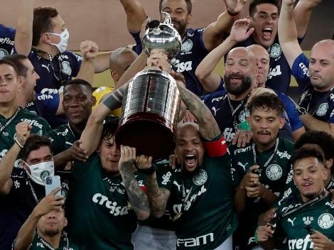 Atualizado: os clubes brasileiros com mais participações na Libertadores