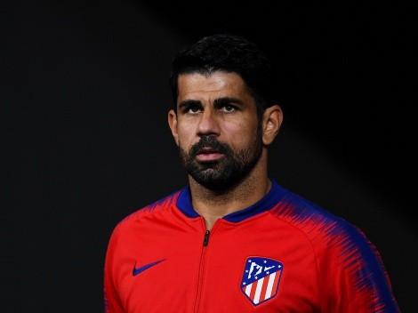 De volta? Premier League surge como possível destino para Diego Costa