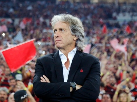 Presidente do Benfica define futuro de Jorge Jesus para a próxima temporada