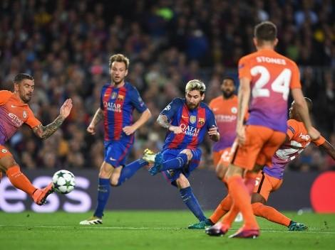 Barcelona e City estudam troca envolvendo 4 jogadores