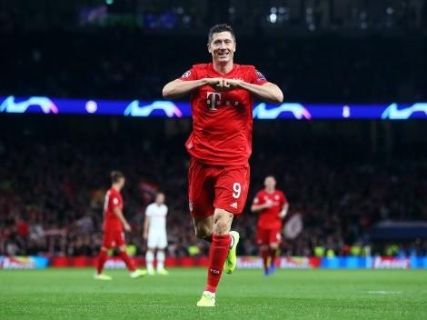 Lewandowski volta a ganhar força em gigante europeu e pode deixar o Bayern