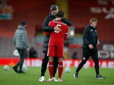"""Wijnaldum abre o jogo sobre sua saída do Liverpool: """"Não me senti amado"""""""