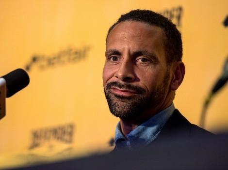 """Ferdinand alerta Varane e fala sobre os perigos de jogar na Premier League: """"Precisa entender que é um jogo diferente"""""""