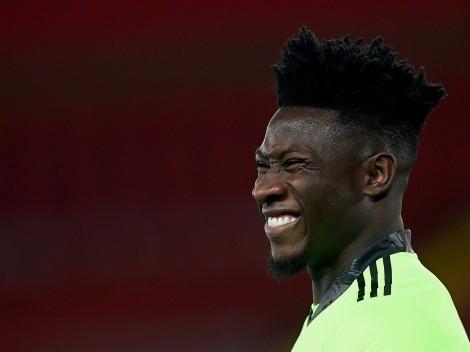 Próximo de ser liberado pela UEFA, Onana pode estar de malas prontas para o futebol francês