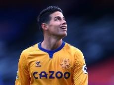 De saída do Everton, James Rodríguez abre o jogo e revela onde deseja atuar