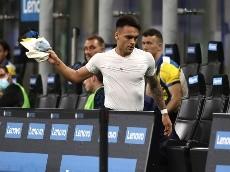 Colocado a venda pela Inter, Lautaro pode estar a caminho da La Liga