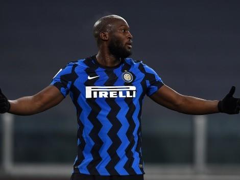 Inter recebe proposta de 100 milhões de euros por Lukaku
