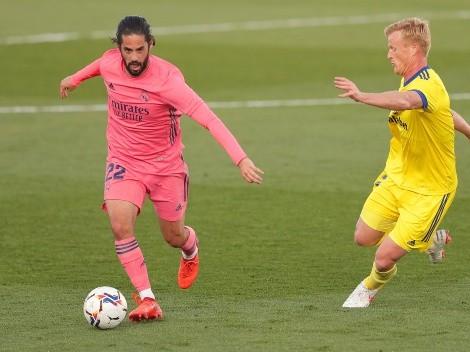 Dois gigantes europeus disputam a contratação de Isco, que deixará o Real Madrid