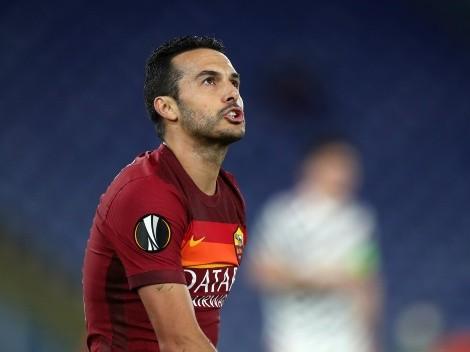Ex-Barcelona, Pedro deixa a Roma e é anunciado por outro grande clube italiano