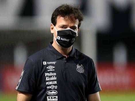 Fernando Diniz entra na mira de gigante brasileiro