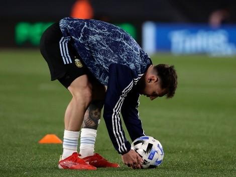 Messi se iguala a grande recorde de Pelé