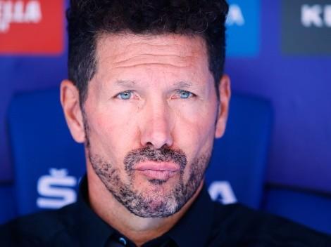 Na mira! Simeone pede e Atlético de Madrid quer destaque da Serie A avaliado em R$ 215,4 milhões