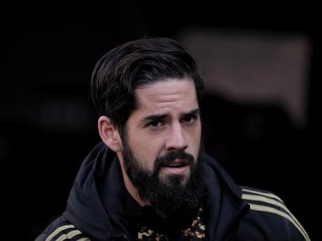 De saída? Isco é alvo de gigante europeu e pode deixar o Real Madrid
