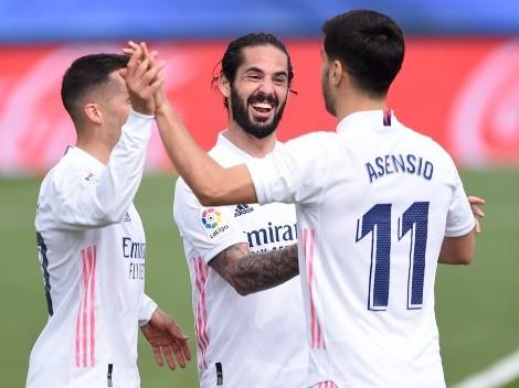 Dois gigantes europeus duelam por Isco, de saída do Real Madrid