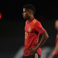 Oferecido ao Manchester City, Ansu Fati toma decisão sobre seu futuro