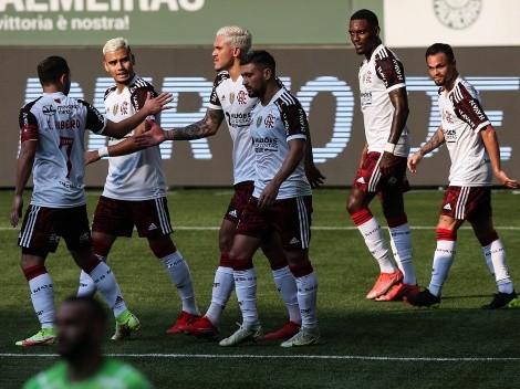A VENDA! Flamengo está disposto a vender titular avaliado em R$ 5,8 milhões
