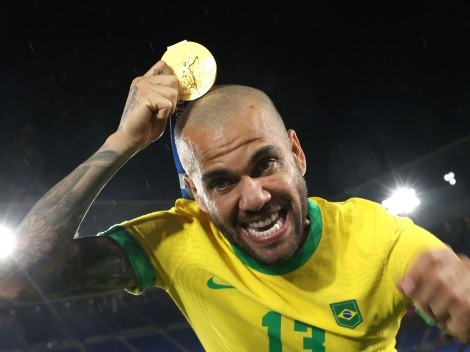 Gigante brasileiro aguarda apenas rescisão de Daniel Alves com o São Paulo para abrir conversas com jogador
