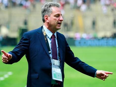 Landim, presidente do Fla, confirma interesse em grande jogador: 'todo time tem interesse'