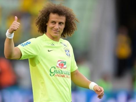 David Luiz rejeitou gigante europeu para assinar com o Flamengo