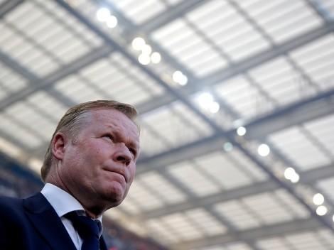 Com Koeman pressionado, Barcelona abre conversas com novo técnico