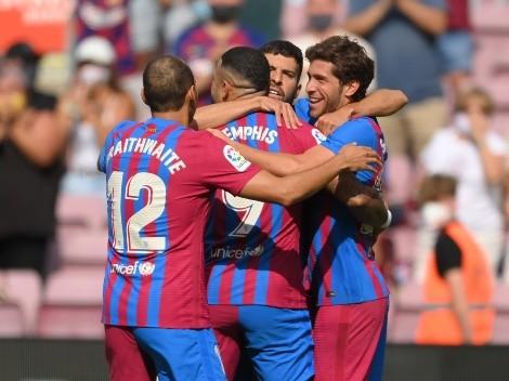 DEFINIU! Barcelona acerta renovação com um de seus principais jogadores