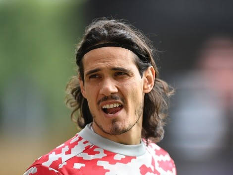 Cavani quer deixar o United em janeiro; destino pode ser gigante sul-americano