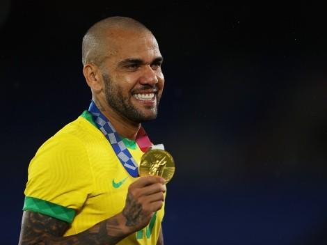 Chegada de Daniel Alves pode sacramentar saída de importante nome do Flamengo