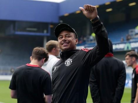 Manchester United coloca 7 jogadores na lista de saídas