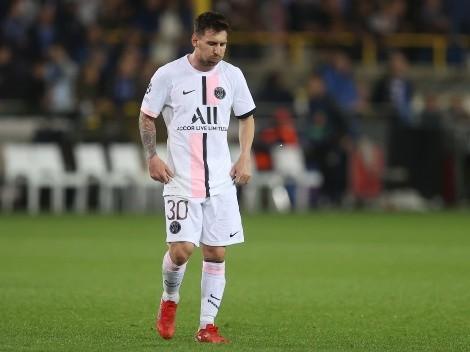 Pochettino explica o motivo de ter tirado Messi de campo no jogo contra o Lyon