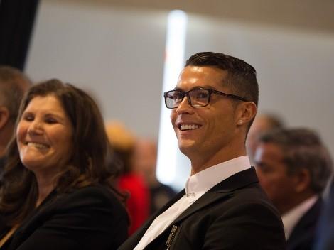 Mãe de Cristiano Ronaldo abre o jogo e indica onde o craque deve encerrar sua carreira