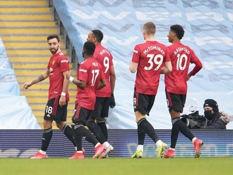 Tottenham e Manchester United estudam troca de jogadores