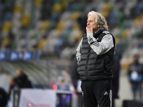 Jorge Jesus revela até onde iriam Flamengo, Palmeiras e Atlético MG na Champions League
