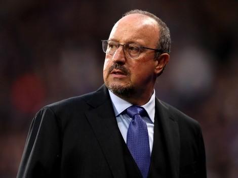 Técnico do Everton, Rafa Benítez solta duras críticas a James Rodríguez