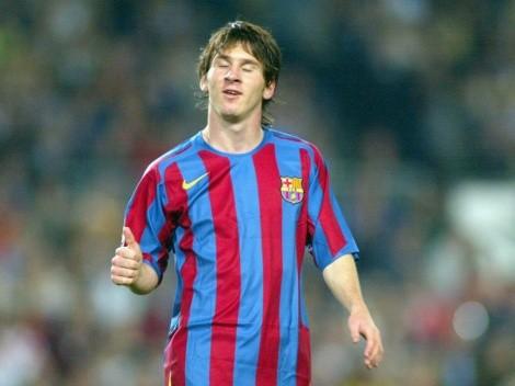 Las 5 curiosidades de Lionel Messi y su infancia que no conocías
