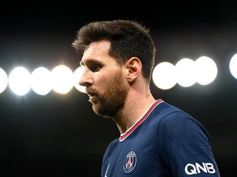 ¿Cuánto gana por mes Lionel Messi en Paris Saint Germain?