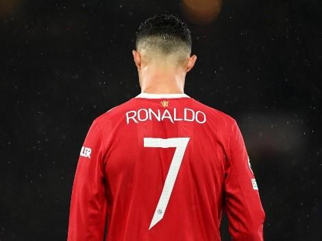 ¿Cuántos números usó Cristiano Ronaldo en su carrera?