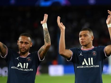 Mbappé confirma ter xingado Neymar e explica o motivo