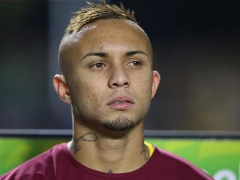 Everton Cebolinha pode ser vendido pelo Benfica; gigante brasileiro fica de olho