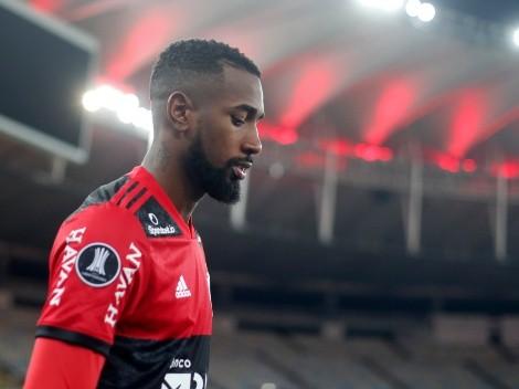 Gerson estaria insatisfeito no futebol francês