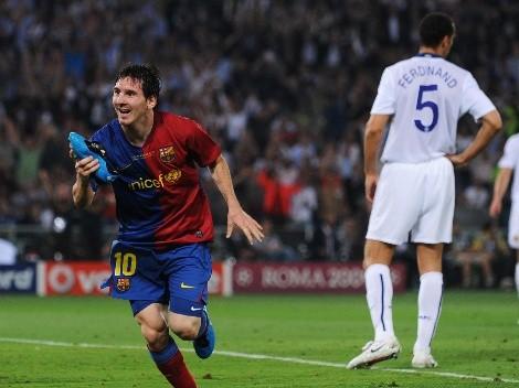Los 5 goles más gritados por Messi en su carrera