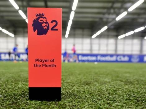 El mejor jugador del mes de Septiembre en la Premier League ¿De quién se trata?
