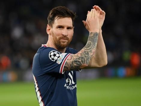 Messi cita os 4 favoritos à conquista da Bola de Ouro