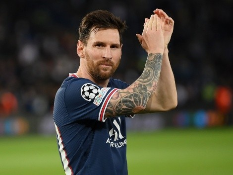 """Lionel Messi en su primera entrevista en Francia: """"Nunca imaginé llegar a un nuevo vestuario"""""""