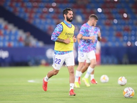 Clube da Premier League avança pela contratação de Isco