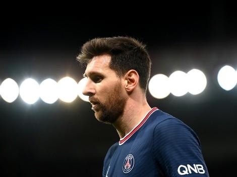Messi confirma: 'fui contatado por vários clubes'