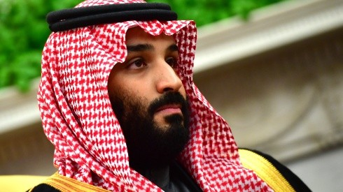 President Trump Hosts Crown Prince Mohammad Bin Salman Of Saudi Arabia To White House