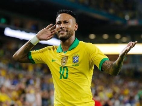 ¿Cuántos títulos tiene Neymar en su carrera?
