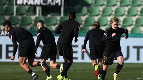 Elche CF v FC Barcelona - La Liga Santander